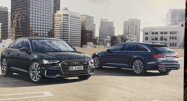 The New Audi A6☆